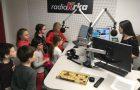 Obisk radia Krka