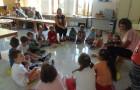 Prvošolci v Birčni vas