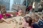 Obisk v lončarskem ateljeju